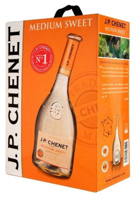 11% 300cl J.P. Chenet Medium Sweet White
