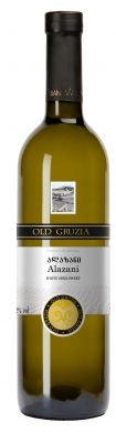 12% Old Gruzia Alazani White 75cl