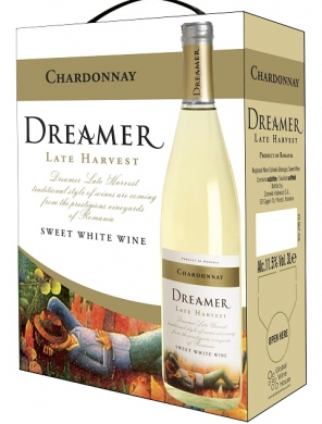 11,5% 300cl Dreamer Late Harvest Chardonnay