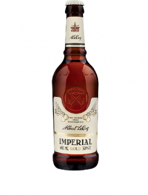 Albert LeCoq Imperial Gold 4,8% 40cl