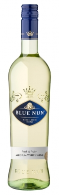 10% Blue Nun Medium White 75cl
