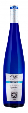 11% Gran Castillo Selection Moscato-Viura Blue 75cl