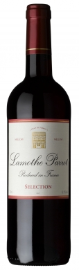 11% Lamothe Parrot Selection Red 75cl