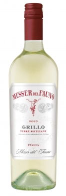 12,5% Messer del Fauno Grillo 75cl