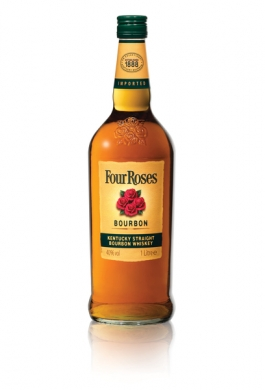 Four Roses Bourbon Whiskey 40% 100cl